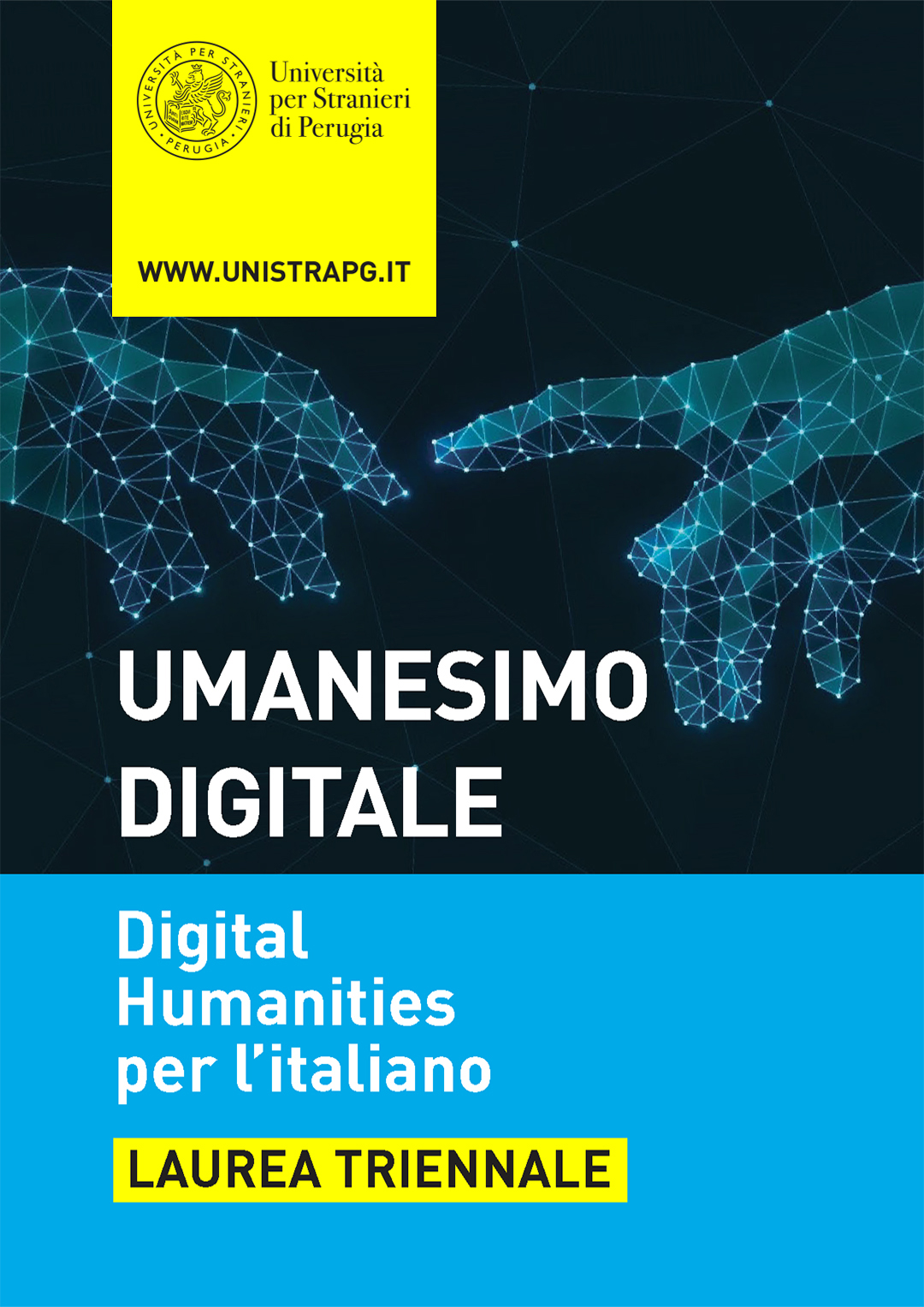 Digital humanities per l'italiano
