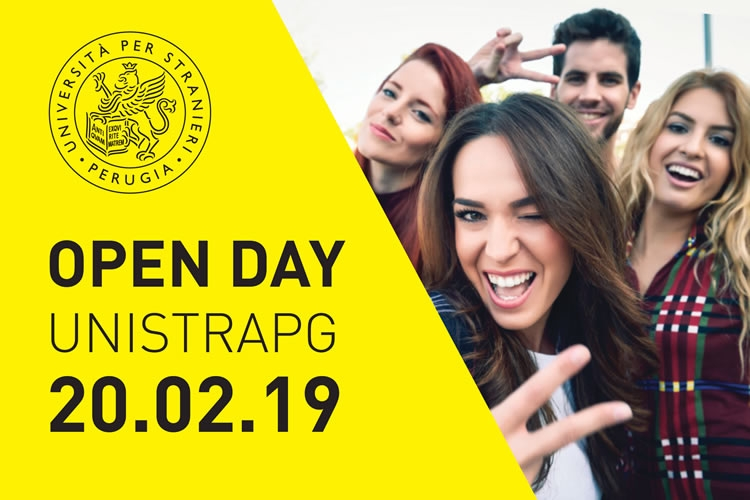 OPEN DAY 20.02.19